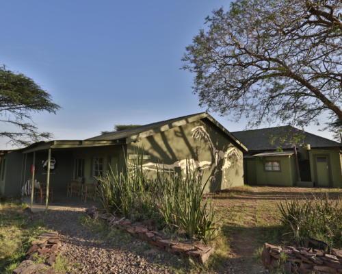 Serengeti, Tanzania Seronera Office