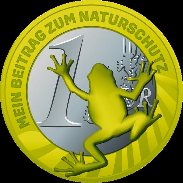 Naturschutz-Euro Logo